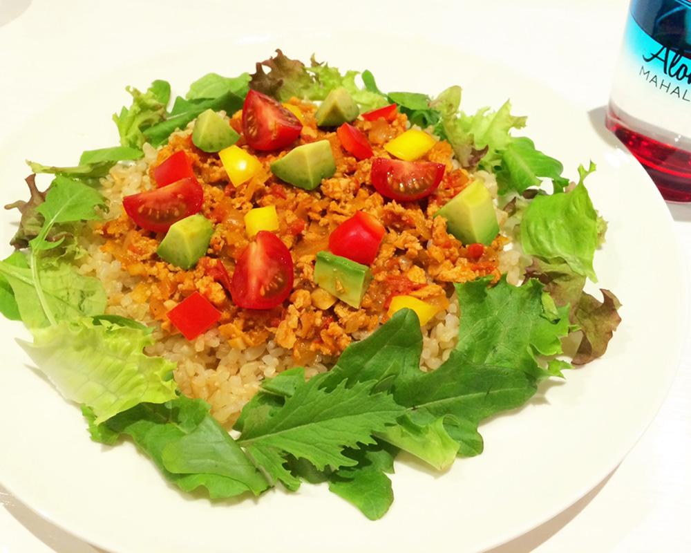 Vegetable Cafe Mahaloha